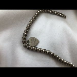 Authentic TIFFANY & CO Bead Bracelet